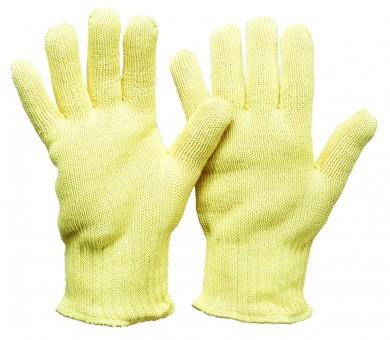 KEVLAR / Para-Aramid-BW-Doppelstrick - Handschuh • Herrengröße • Länge 24 cm