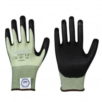 Dyneema® Diamond • Nitril-Noppen • Schnittschutz-Handschuh • Stufe D