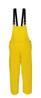 PU-Winterbau-Latzhose Farbe: Gelb