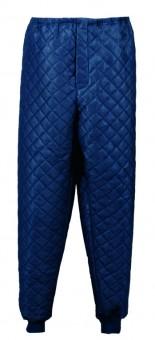 Thermo-Unterzieh-Hose, Gummibund in der Taille, Beinbündchen, Farbe: blau