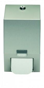 HYFK01SS Deb® Edelstahl-Spender 1L Edelstahlspender für 1-Liter-Kartuschen