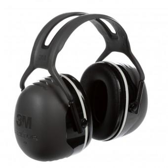 X5A X5 Kopfbügel, (SNR = 37 dB) höchster Dämmwert und breiter Kapselaufbau