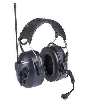 LCA, LiteCom, PMR 446, Kopfbügel SNR = 32 dB Lizenzfreies PMR-Gehörschutzfunkgerät