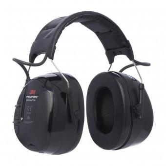 HRXS220A, Pro FM Radio Gehörschutz, schwarz, mit Kopfbügel