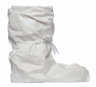 Tyvek® 500 Stiefelabdeckung, Einheitsgröße Farbe weiß, Cat. III PB
