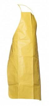 DuPont™ Tychem® 2000 C Schürze • Einheitsgröße • Gelb • CAT III • Type PB