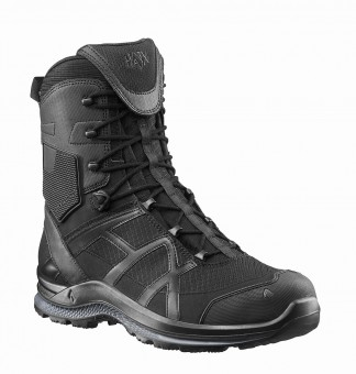 HAIX 330004 • BLACK EAGLE® ATHLETIC 2.0 T • HIGH/BLACK/SIDEZIPPER • Sportstiefel